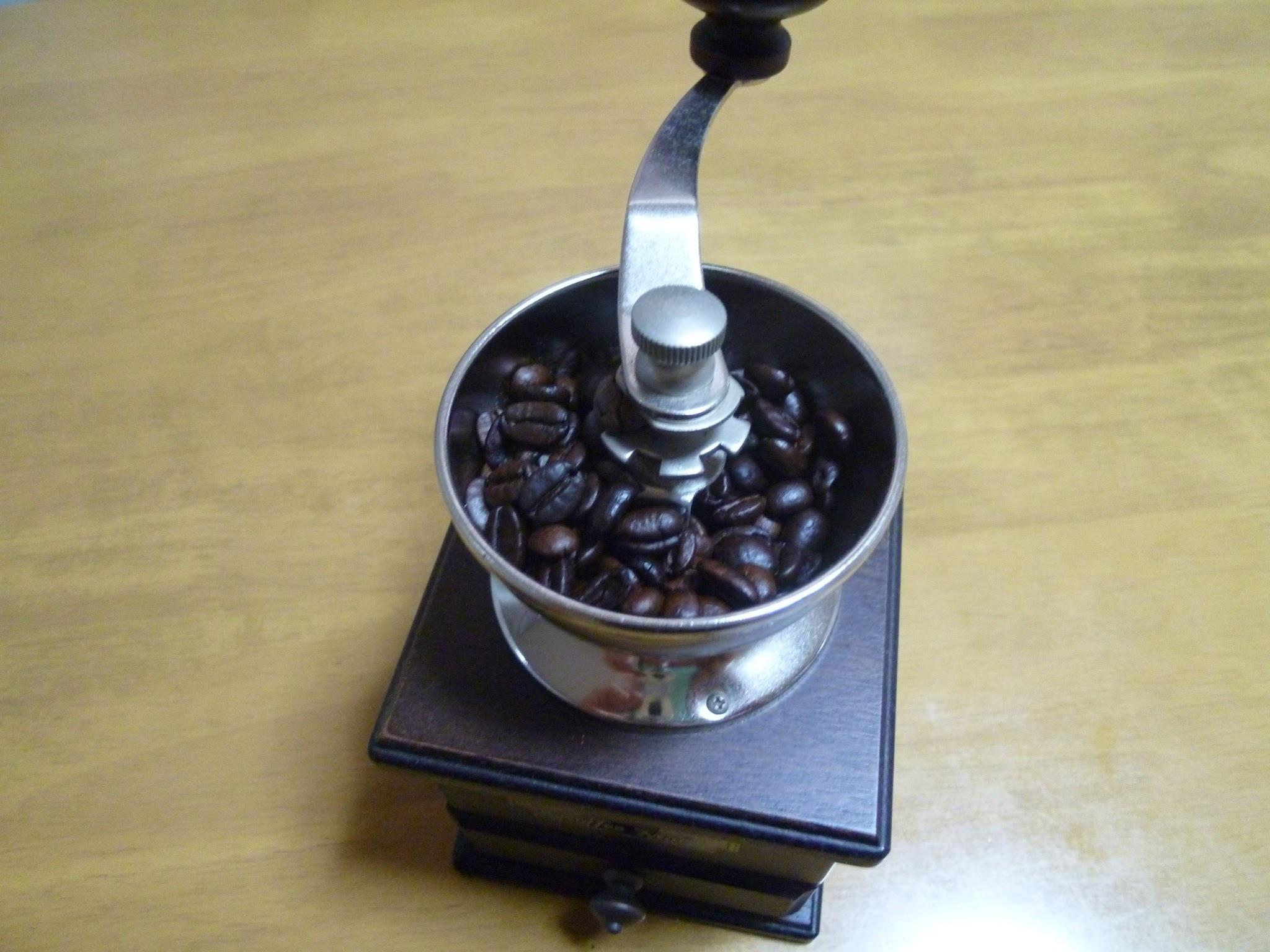 休日のコーヒーの楽しみ方