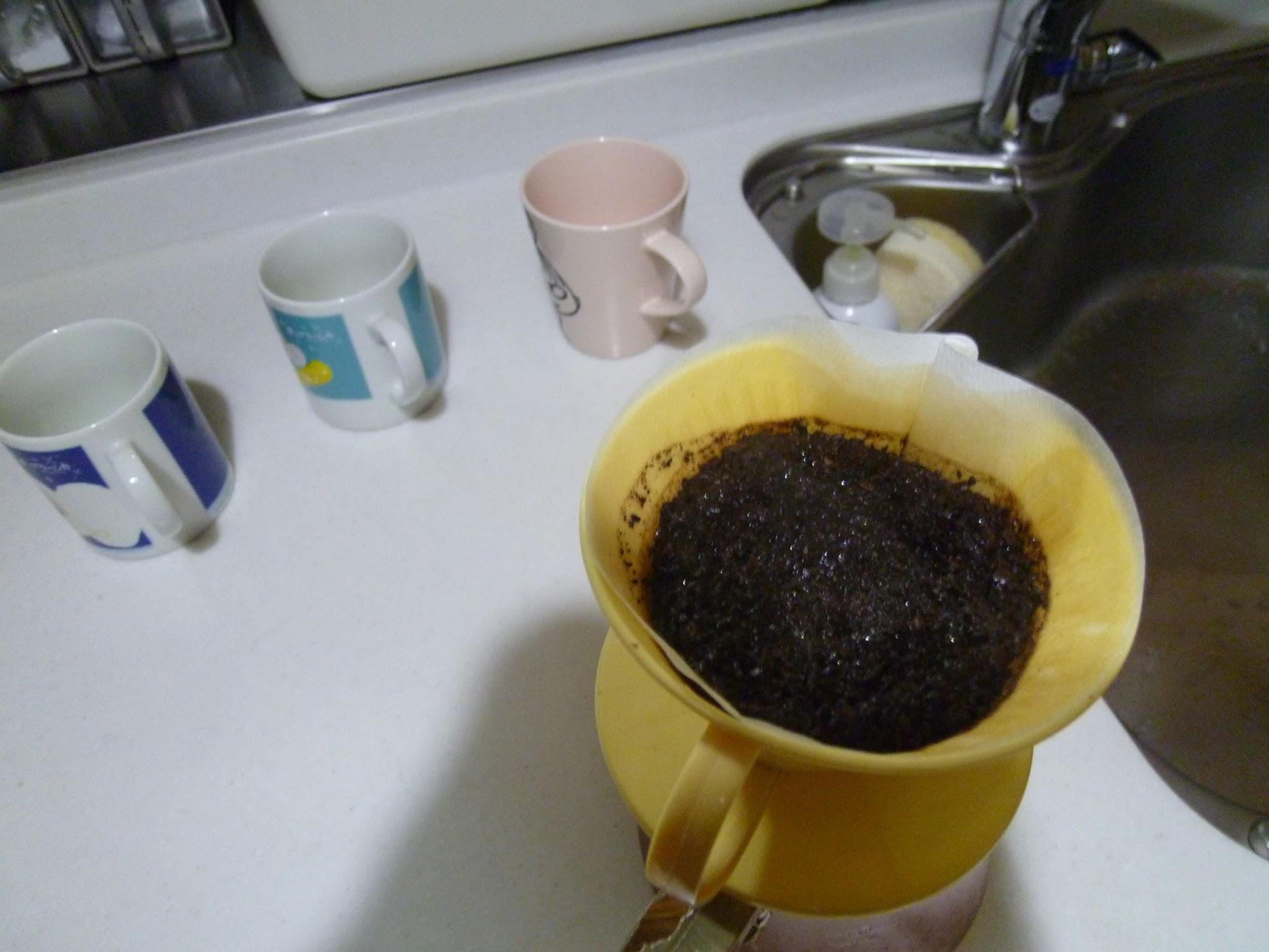 コーヒーの味わいについて。コーヒーは苦くない??