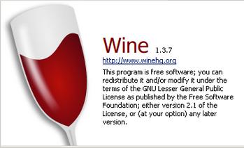 LinuxでWindowsアプリケーション Wineのご紹介