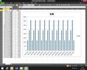 Excelファイルサンプルオリジナル