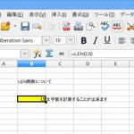 Excelデータベース管理の小技 LEN関数について
