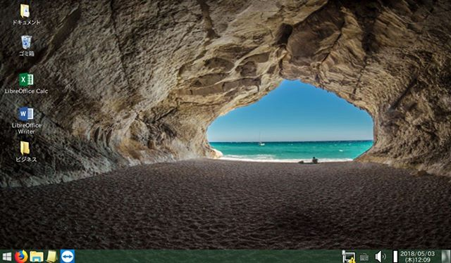 最近お気に入りのlinux搭載のサプパソコン。メインPCのWindows10搭載の2in1よりも愛着が出てきたような。やはりlinuxはいろいろ触れて面白い。外観はWin10風linuxbeanです。wineでマイクロソフト公式オフィスの使えますぜところで明日から休み。日曜も仕事とはいえ、嬉しい!#linux #linuxbean