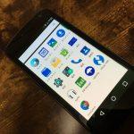 Galaxy NexusをカスロムでAndroid6にバージョンアップ!
